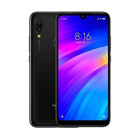 XIAOMI REDMI 6 - DUAL SIM 32GB 5.45-INCH ANDROID 8.1 MIUI 9 UK VERSION SIM-FREE SMARTPHONE - BLACK OFFICIAL UK LAUNCH  MZB7364EU