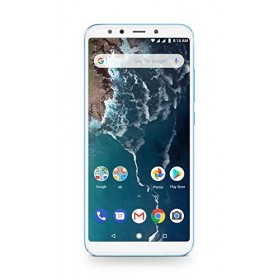 XIAOMI MI A2 - 64GB 5.99-INCH ANDROID 8.1 UK VERSION SIM-FREE SMARTPHONE - BLUE OFFICIAL UK LAUNCH