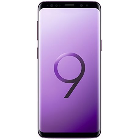 "SAMSUNG GALAXY S9 PURPLE SMARTPHONE DISPLAY 5.8 ""64 GB EXPANDABLE DUAL SIM [FRENCH VERSION]"