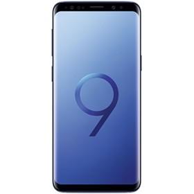 """SAMSUNG GALAXY S9 SMARTPHONE BLU DISPLAY 5.8"""" 64 GB ESPANDIBILI DUAL SIM [VERSIONE FRANCESE]"""