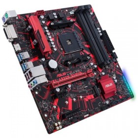 ASUS EX-A320M-GAMING AMD A320 SOCKET AM4 MICROATX CARTE MÈRE - CARTES MÈRES DDR4-SDRAM DIMM 2133,2400,2666 MHZ 64 GO AMD AMD A,A