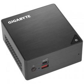 GIGABYTE BRIX MINI PC BAREBONE WITH INTEL CORE I5-8250U PROCESSOR AND 2.5 INCH BAY  GB-BRI5H-8250