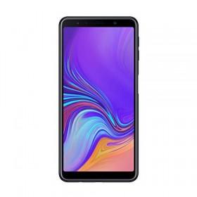 SAMSUNG GALAXY A7 (2018) BLACK DUAL SIM DISPLAY 6 FULL HD OCTA CORE RAM 4GB STORAGE 64GB SLOT MICROSD WI-FI 4G LTE 24MP CAMERA A