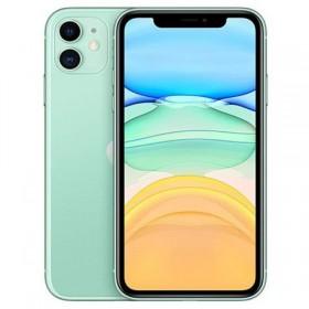 """Apple iPhone 11 15,5 cm 6.1"""" 128 GB Doppia SIM Verde"""
