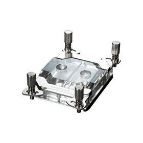 VGA-Cooler PHANTEKS C399A RGB Acryl - Chrome PH-C399A_CR01