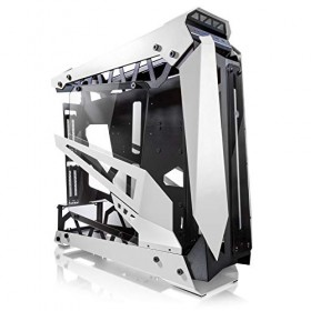 Raijintek NYX PRO Showcase Big-Tower, Tempered Glass - weiß