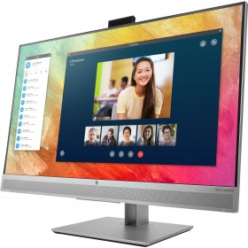 "HP EliteDisplay E273m 68,6 cm (27"") 1920 x 1080 pixels Full HD LED Noir, Argent"