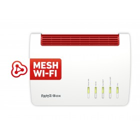 AVM FRITZ!Box 7590 WLAN-Router Gigabit Ethernet Dual-Band (2,4 GHz 5 GHz) 3G 4G Weiß