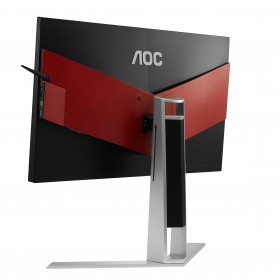 "AOC Gaming AG271QG pantalla para PC 68,6 cm (27"") 2560 x 1440 Pixeles Quad HD LED Negro, Rojo"