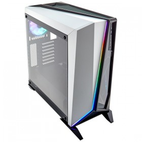 Corsair Carbide SPEC-OMEGA RGB Midi Tower Black, White