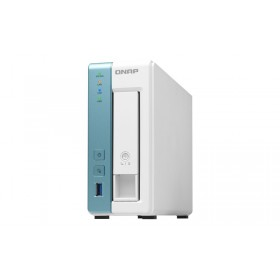 QNAP TS-131K NAS/storage server Tower Ethernet LAN White Alpine AL-214