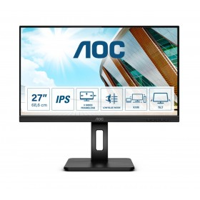 "AOC Pro-line 27P2C LED display 68.6 cm (27"") 1920 x 1080 pixels Full HD Black"