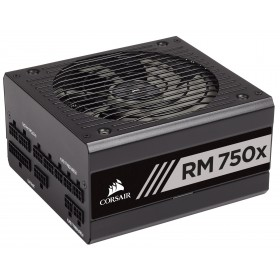 Corsair RM750x power supply unit 750 W 20+4 pin ATX ATX Black