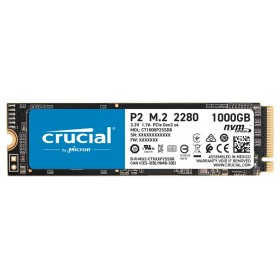 Crucial P2 M.2 1000 Go PCI Express 3.0 NVMe