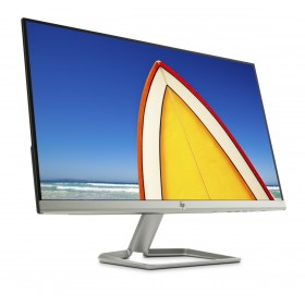 "HP 24f 60,5 cm (23.8"") 1920 x 1080 Pixel Full HD LED Nero, Argento"