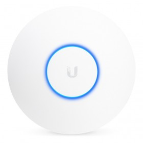 Ubiquiti Networks UniFi AC HD 1733 Mbit s Blanc Connexion Ethernet, supportant l'alimentation via ce port (PoE)