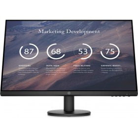 "HP P27v G4 68,6 cm (27"") 1920 x 1080 Pixel Full HD LCD Nero"