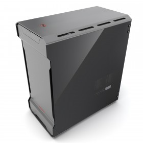 Phanteks Enthoo Evolv mATX Micro Tower Antracite, Grigio