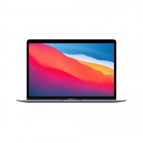 "Apple MacBook Air Notebook 33.8 cm (13.3"") 2560 x 1600 pixels Apple M 8 GB 512 GB SSD Wi-Fi 6 (802.11ax) macOS Big Sur Grey"