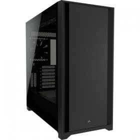 Corsair 5000D Tempered Glass Midi Tower Black