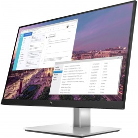 "HP E23 G4 58.4 cm (23"") 1920 x 1080 pixels Full HD Black, Silver"