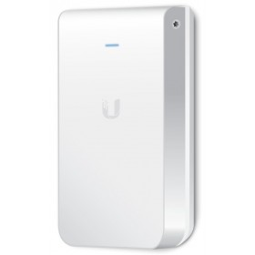 Ubiquiti Networks UniFi HD In-Wall 1733 Mbit s Blanc Connexion Ethernet, supportant l'alimentation via ce port (PoE)