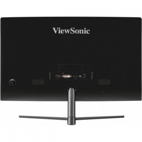 "Viewsonic VX Series VX2458-C-mhd 61 cm (24"") 1920 x 1080 Pixeles Full HD LED Negro"