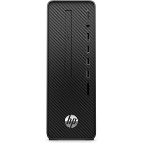 HP 290 G3 DDR4-SDRAM i3-10100 SFF 10th gen Intel® Core™ i3 4 GB 1000 GB HDD Windows 10 Pro PC Black