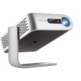 Viewsonic M1+ data projector Portable projector 125 ANSI lumens LED WVGA (854x480) 3D Silver