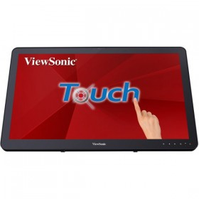 """Viewsonic TD2430 touch screen monitor 59.9 cm (23.6"""") 1920 x 1080 pixels Multi-touch Multi-user Black"""