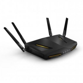 Zyxel ARMOR Z2 NBG6817 wireless router Gigabit Ethernet Dual-band (2.4 GHz   5 GHz) Black
