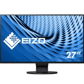 "EIZO FlexScan EV2785-BK LED display 68,6 cm (27"") 3840 x 2160 Pixel 4K Ultra HD Nero"