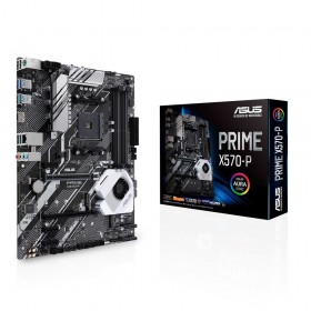ASUS Prime X570-P AMD X570 Emplacement AM4 ATX
