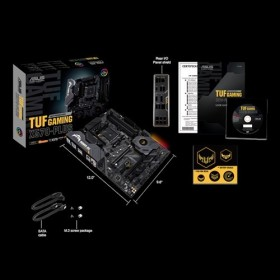 ASUS TUF Gaming X570-Plus AMD X570 Emplacement AM4 ATX