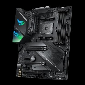 ASUS ROG Strix X570-F Gaming AMD X570 Emplacement AM4 ATX