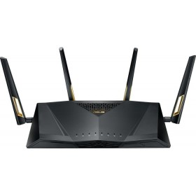 ASUS RT-AX88U router inalámbrico Doble banda (2,4 GHz / 5 GHz) 3G 4G Negro