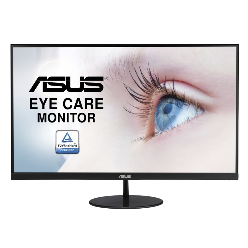 "ASUS VL279HE monitor piatto per PC 68,6 cm (27"") 1920 x 1080 Pixel Full HD LCD Nero"