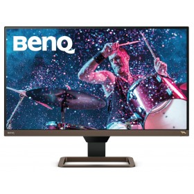 "Benq EW2780U 68,6 cm (27"") 3840 x 2160 Pixeles 4K Ultra HD LED Negro, Marrón"