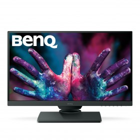 "Benq PD2500Q 63.5 cm (25"") 2560 x 1440 pixels Quad HD LCD Grey"