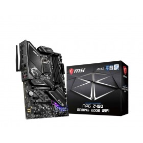 MSI MPG Z490 GAMING EDGE WIFI Motherboard Intel Z490 LGA 1200 ATX