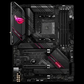ASUS ROG STRIX B550-E GAMING AMD B550 Emplacement AM4 ATX