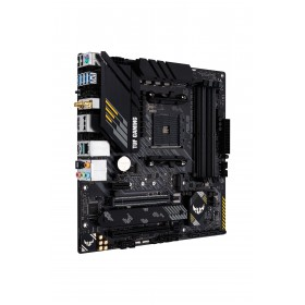ASUS TUF GAMING B550M PLUS (WI-FI) AMD B550 Emplacement AM4 micro ATX