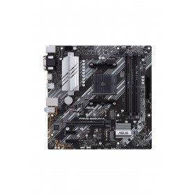 ASUS PRIME B550M-A AMD B550 Emplacement AM4 micro ATX