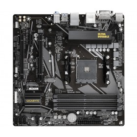Gigabyte B550M DS3H AMD B550 Emplacement AM4 micro ATX