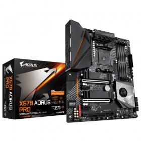 Gigabyte X570 AORUS PRO (rev. 1.0) AMD X570 Socket AM4 ATX