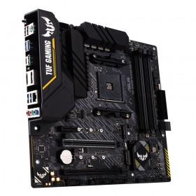 ASUS TUF GAMING B450M-PRO II AMD B450 Emplacement AM4 micro ATX