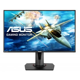 "ASUS VG278Q 68,6 cm (27"") 1920 x 1080 pixels Full HD LED Noir"