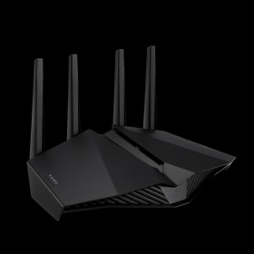 ASUS RT-AX82U wireless router Gigabit Ethernet Dual-band (2.4 GHz / 5 GHz) Black