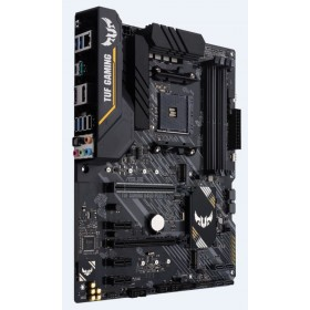 ASUS TUF GAMING B450-PLUS II AMD B450 Socket AM4 ATX