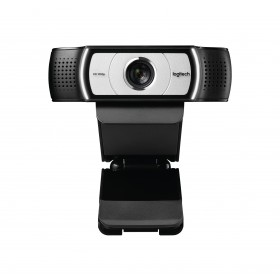 Logitech C930e webcam 1920 x 1080 Pixel USB Nero
